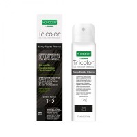 HOMOCRIN TRICOLOR SPRAY ΒΑΦΗΣ ΜΑΛΛΙΩΝ BLACK 75ML