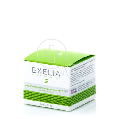 EXELIA - Anti Wrinkle & Firming Day Cream SPF15 - (50ml) PNS