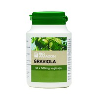 RIO AMAZON GRAVIOLA 500MG 120VEG. CAPS