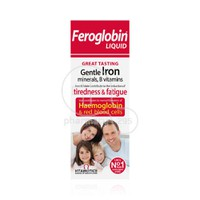 VITABIOTICS - Feroglobin Liquid - 200ml