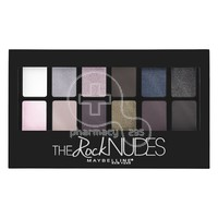 MAYBELLINE - The Rock Nudes Palette - 9,6gr