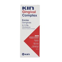 KIN GINGIVAL ALPANTHA MOUTHWASH 250ML