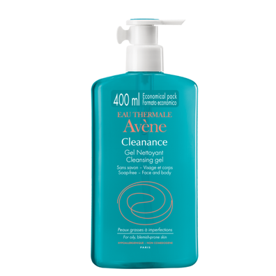 Avene cleanance gel katharismou 400ml