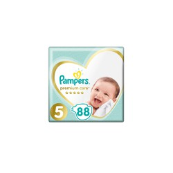 Pampers Premium Care Diapers Size 5 (11-16kg) 88 Diapers