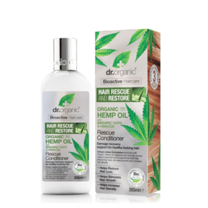 Dr organic hair resque and restore