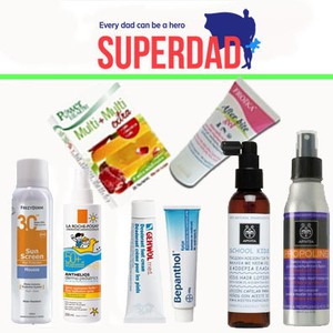 Superdad box