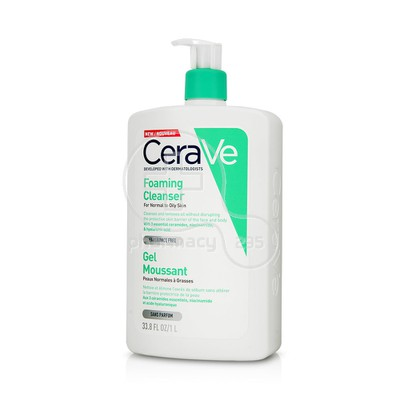 CERAVE - Foaming Cleanser - 1000ml