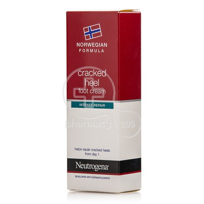 NEUTROGENA - CRACKED HEEL Foot Cream - 50ml