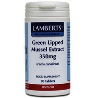 LAMBERTS GREEN LIPPED MUSSEL 350MG 90CAPS