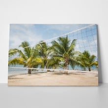 Beach volley field 1051584008 a