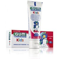 GUM KIDS TOOTHPASTE (2-6 YEARS) STRAWBERRY 50ML