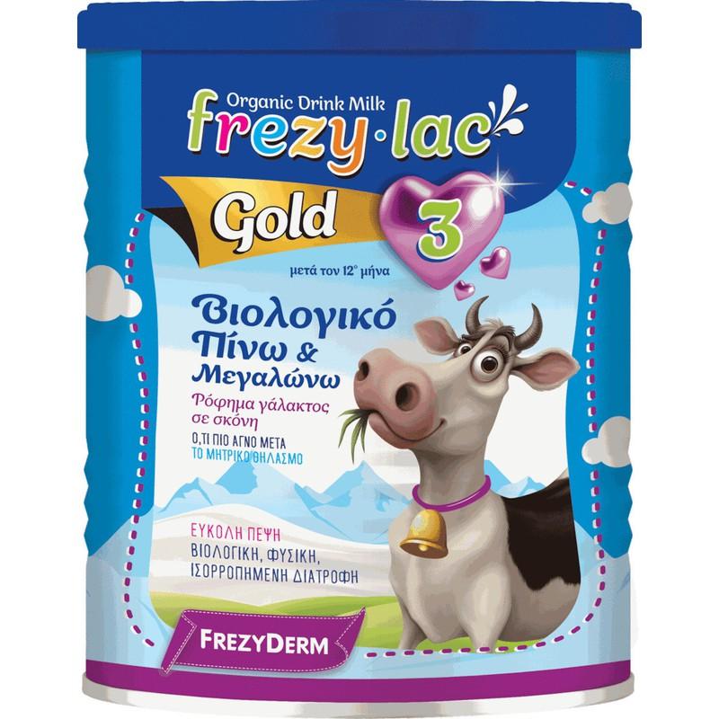 d85bf15f903 Frezylac   Frezylac Gold 3 Βιολογικό Γάλα για Βρέφη μετά τον 12ο ...