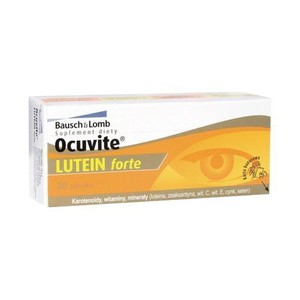 Bausch   lomb ocuvite lutein 90caps