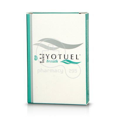 YOTUEL - Breath Dental Gum - 24τεμ.