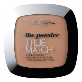 L'OREAL TRUE MATCH SUPER BLENDABLE POWDER D5/W5 GOLDEN SAND 9gr