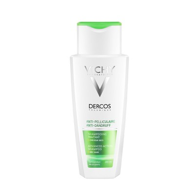 VICHY - DERCOS Shampooing Anti-Dandruf - 200ml Dry Hair