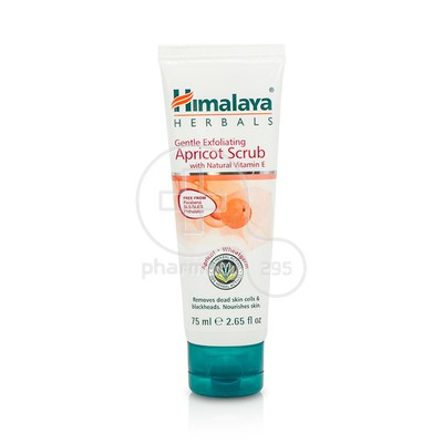 HIMALAYA - Gentle Exfoliating Apricot Scrub - 75ml