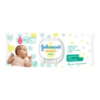 JOHNSON COTTON TOUCH WIPES 56TMX