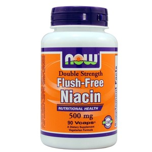 Now foods niacin flush free