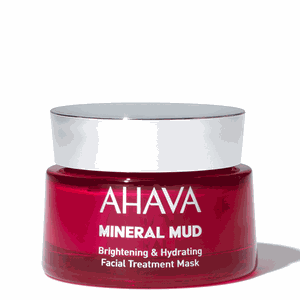 Brightening  hydrating facial treatment mask
