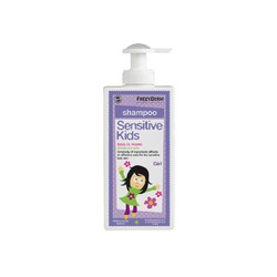 Frezyderm Sensitive Kids Shampoo for Girls 200ml