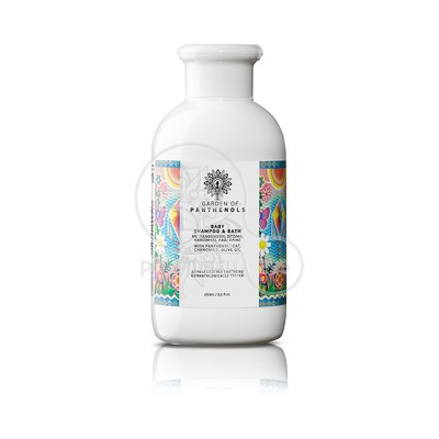 GARDEN - Baby Shampoo & Bath - 250ml