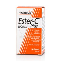 HEALTH AID - Ester C Plus 1000mg - 30tabs