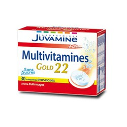 Juvamine Multivitamines Gold 22 30αναβ.δισκία