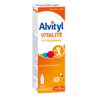 ALVITYL VITALITE (11 VITAMINES) 150ML