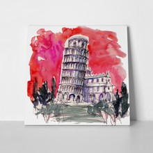 Beautiful italian tower 312995006 a