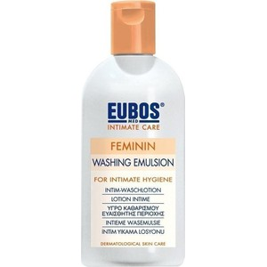 Eubos feminin washing emulsion 200ml