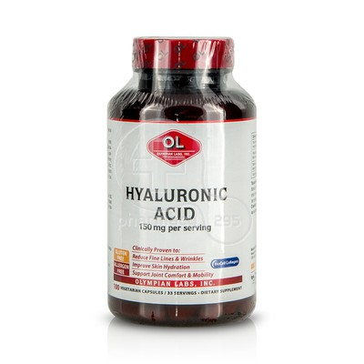 OLYMPIAN LABS - Hyaluronic Acid 150mg - 100caps