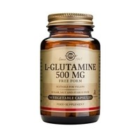 SOLGAR L-GLUTAMINE 500MG 50CAPS
