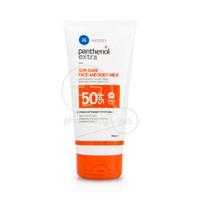 PANTHENOL EXTRA - SUN CARE Face & Body Milk SPF50 - 150ml