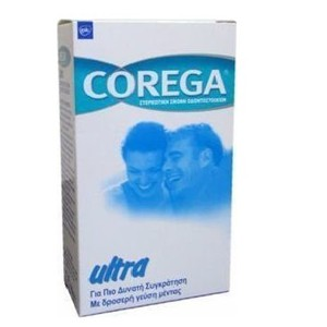 Corega ultra powder 40gr