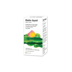 Epsilon Health Diolin liquid 12 φακελίσκοι των 15ml