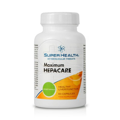 SUPER HEALTH - Maximum Hepacare - 60caps