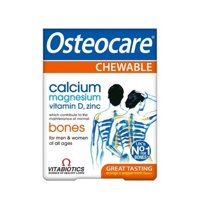 Vitabiotics - Osteocare Chewable - 30tabs