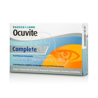 BAUSCH & LOMB - OCUVITE Complete - 60caps