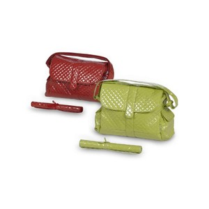 Praia Changing Bag Red
