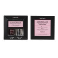 KORRES NAIL GEL SYSTEM WINE RED