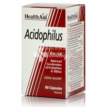 Health Aid ACIDOPHILUS 100 million, 60 caps
