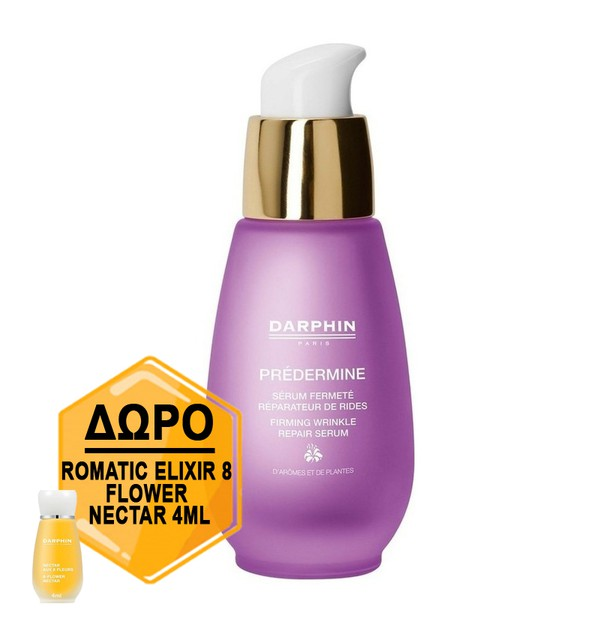 DARPHIN PREDERMINE REPAIR SERUM 30ML + ΔΩΡΟ AROMATIC ELIXIR 8 FLOWER NECTAR 4ML