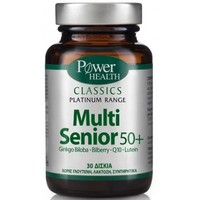 POWER HEALTH CLASSICS PLATINUM MULTI SENIOR 50+ 30TABL
