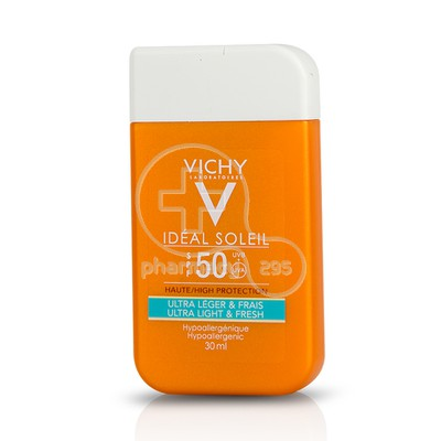 VICHY - IDEAL SOLEIL Ultra Legere SPF50 - 30ml (Travel Size)