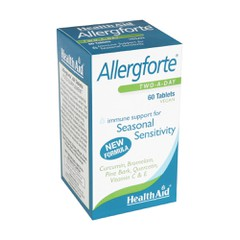 Health Aid Allergforte 60 ταμπλέτες