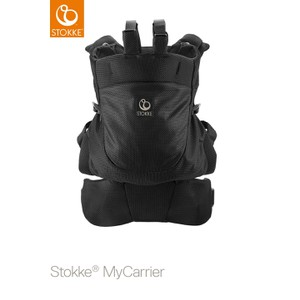 Mάρσιπος My Carrier Black Mesh