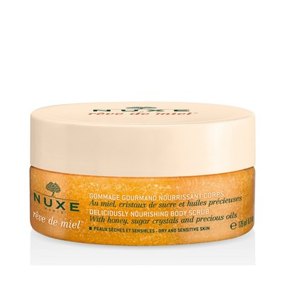 Nuxe - Reve de Miel Deliciously Nourishing Body Scrub, Απολεπιστικό Σώματος - 175ml