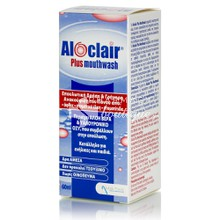 Aloclair Plus Mouthwash - Άφθες, 60ml