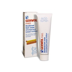 Gehwol med Deodorant Foot Cream 125ml